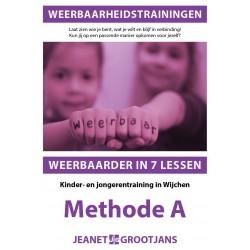 Training Weerbaarheid - Methode A