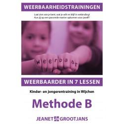 Training Weerbaarheid - Methode B